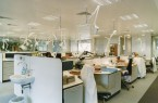 AstraZeneca – Safety Assessment Building (SAA) – Alderley Park